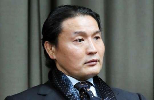 相撲界の元寇【チーム・モンゴル...